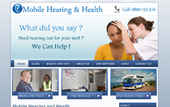 Mobile Hearing and Health Services